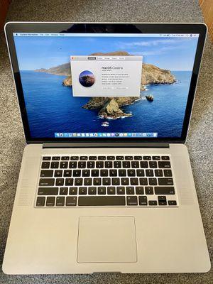 "Macbook pro 15"" Mid 2015 for Sale in San Jose, CA"