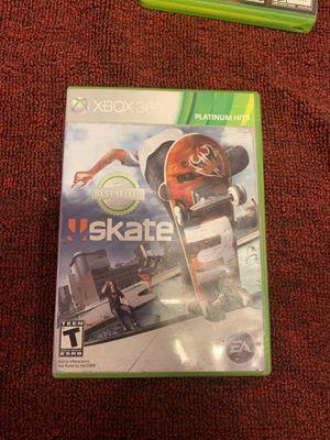 Xbox 360 skate 3 game for Sale in Salinas, CA