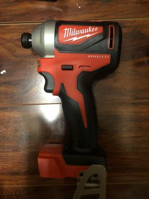 New milwaukee brushless impact drill (tool only) for Sale in Kissimmee, FL