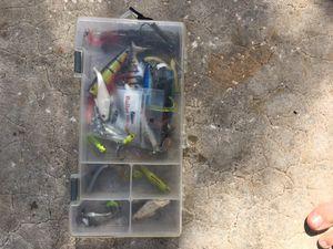 Fishing tackle box for Sale in Seminole, FL