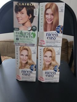 Tinte CLAIROL...$4 each for Sale in Winter Haven,  FL