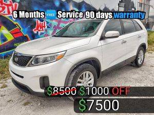 2014 Kia Sorento LX 140k $7500 for Sale in Miami, FL