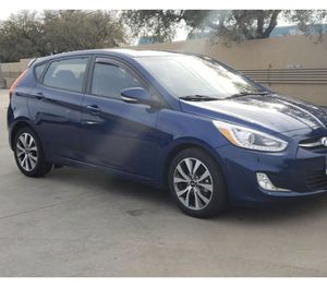 LOOK 2016 Hyundai Accent sport with 12k miles for Sale in Phoenix, AZ