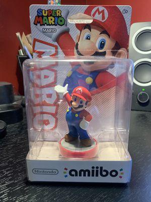 Super Mario Nintendo Switch Amiibo New In Box for Sale in Monroeville, PA