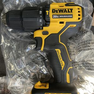 dewalt 20v brushless 2 speed hammer drill brand new TOOL ONLY sin pilas ni cargador $60 FIRM for Sale in Las Vegas, NV