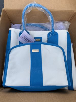 Stephanie Johnson Key West Tote and large toiletry bag for Sale in Franklin Park, IL
