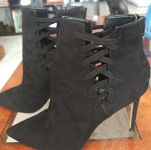Aldo boots high heel size 11 pre-owned for Sale in Miami Beach, FL