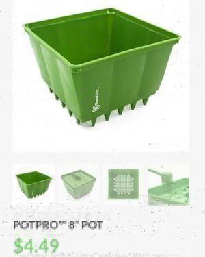 8in floraflex potpro & Floracap forsale/trade for Sale in Atwater, CA