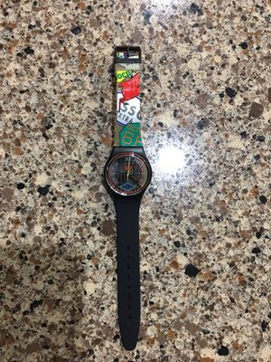 """"""" VERY MINT CONDITION- ICONIC SWATCH WATCHES !!! : EXTREMELY HARD TO FIND : * $25 EACH * !!!!! ( MEDIUM SIZE DIAL ) for Sale in Orlando, FL"""