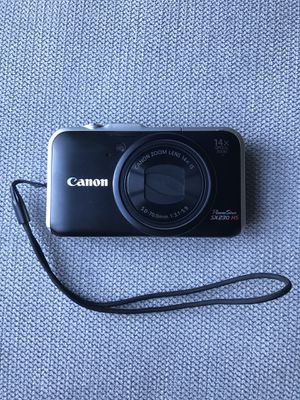 Canon PowerShot SX230 HS for Sale in Charlotte, NC