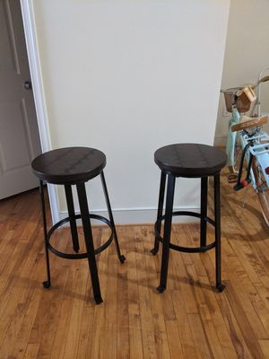 Ashley Barstools, like new for Sale in Richmond, VA