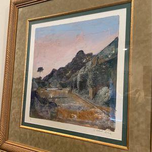 Original Starlie Sokol-Hohne Signed Art Piece for Sale in Lawrenceville, GA