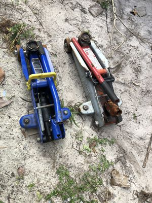 2 jack for sale for Sale in Fort Myers, FL