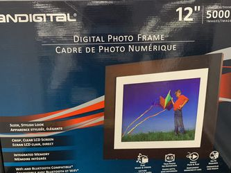 Pan digital Digital Photo Frame PAN1200DWFR for Sale in Newport Beach,  CA