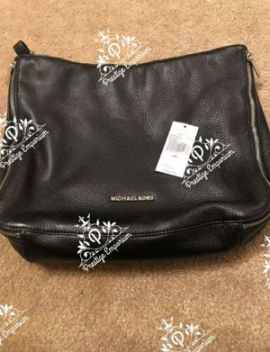 Michael Kors Black Leather Hobo Bag for Sale in Chicago, IL