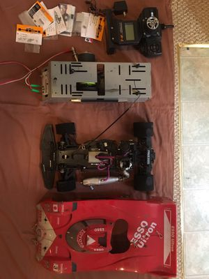 1/8 scale HPI PROCEED STREET RACE CAR for Sale in Ashburn, VA