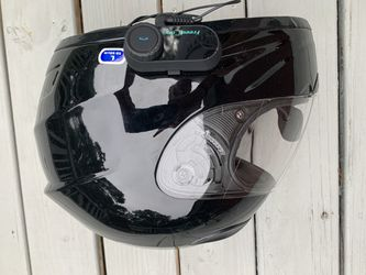 Large full face motorcycle helmet for Sale in Prattville,  AL