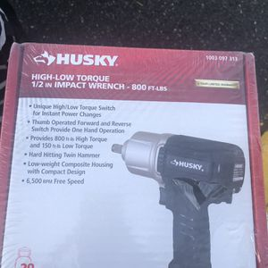 High-Low Torque 1/2 In impact Wrench -800 FT-LBS for Sale in Fairfax, VA
