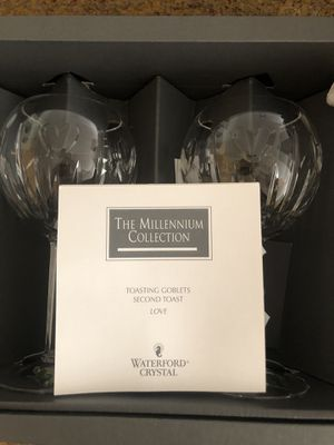 Waterford Crystal millennium collection for Sale in Scottsdale, AZ