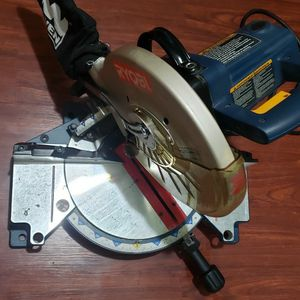 Ryobi Mitersaw 10inches for Sale in Laurel, MD
