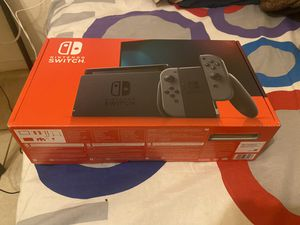Brand new Nintendo Switch for Sale in Chandler, AZ