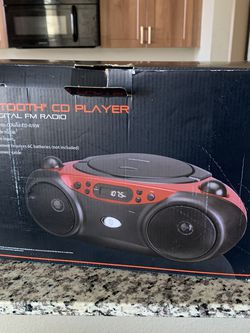 Cd Player And Bluetooth for Sale in Fort Worth,  TX