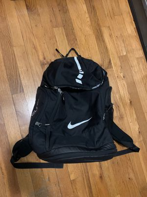 Nike Men's Basketball Elite backpack for Sale in Queens, NY