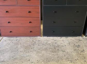 5 drawer chest $190 each for Sale in Fullerton,  CA