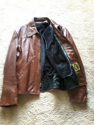 Leather coat for Sale in Waynesboro, PA