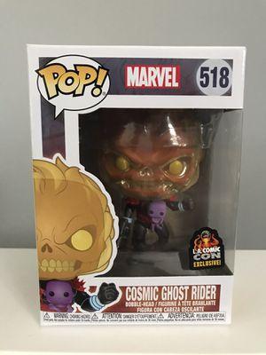 LACC Cosmic Ghost Rider Funko POP for Sale in Irvine, CA