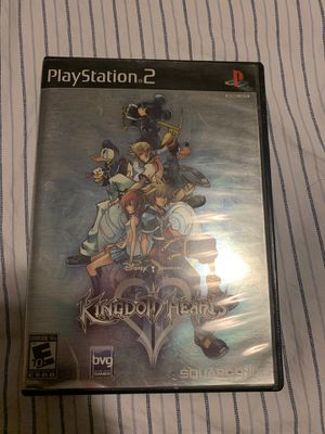 Kingdom hearts 2 for Sale in Quincy, MA