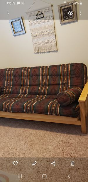 Futon - Clean Full sized bed. for Sale in Olympia, WA