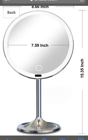 Makeup mirror rechargeable for Sale in Lynwood, CA