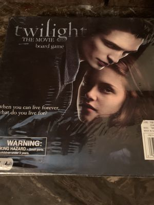 Twilight Board game for Sale in Tampa, FL