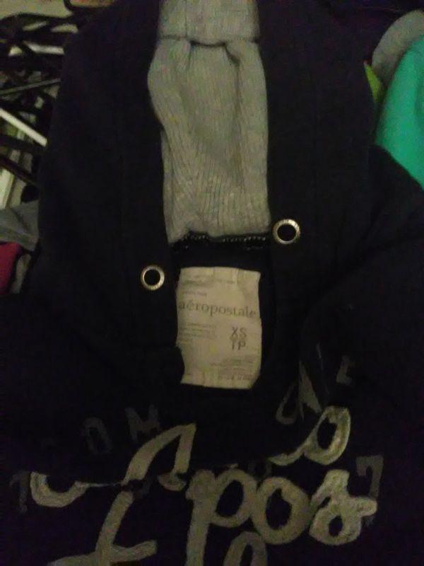 Aeropostale hoodie & jacket