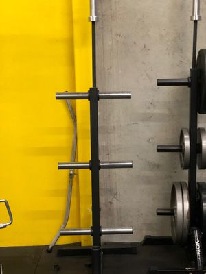 Barbell rack for Sale in South San Francisco, CA