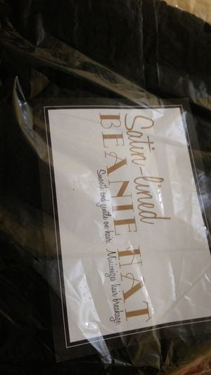 Satin lined beenie for Sale in Lanham, MD