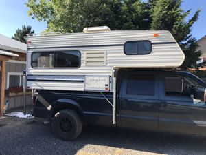 1993 Pastime slide in truck camper for Sale in Vancouver, WA