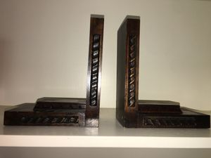 Wood Bookends for Sale in Arcadia, CA