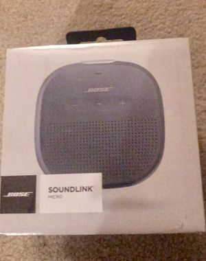 New Bose Soundlink Micro Bluetooth Speaker for Sale in Kansas City, MO