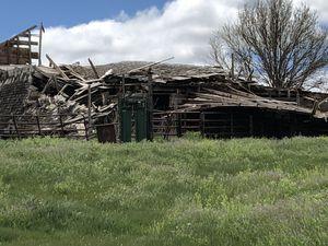 Old red barn for Sale in Broken Bow, NE