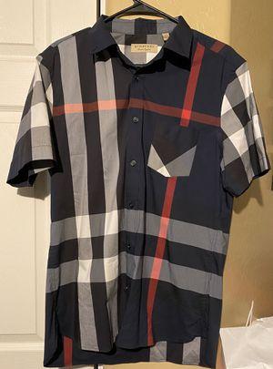 Men's Burberry shirt for Sale in Phoenix, AZ