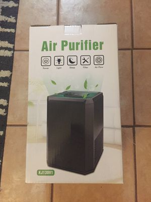 Air Purifier with true HEPA filter for Sale in Tampa, FL