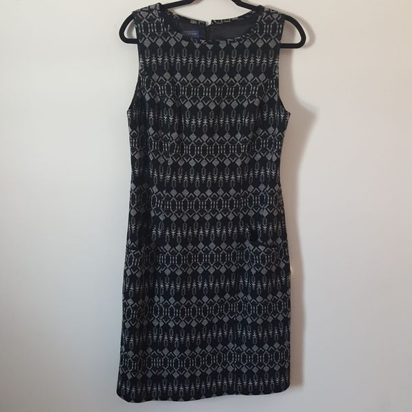 Pendleton Dress