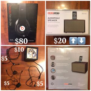 Audio and Lighting for Sale in Tempe, AZ