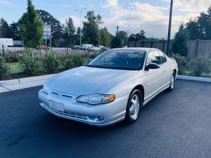 2002 chevy monte carlo for Sale in Tacoma, WA