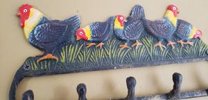 Key holder CHICHENS for Sale in Victoria, TX
