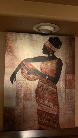 Room decor canvas painting for Sale in Modesto, CA