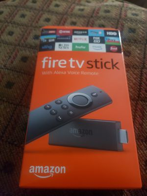 Fire tv stick for Sale in Waxahachie, TX