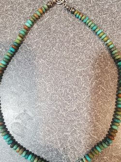Beautiful Turquoise Necklace for Sale in Seattle,  WA